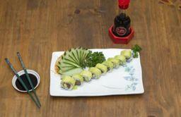 Uramaki Salmão Avocado