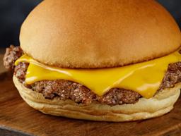 Combo Smash Cheeseburger