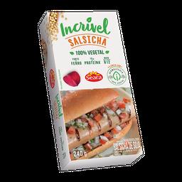 Salsicha Vegana Seara Incrivel 240 g
