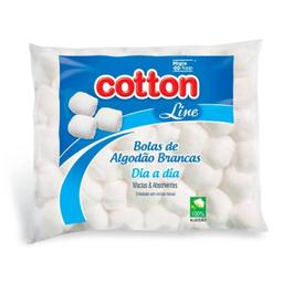 Algodão Bola Cotton Line Dia Dia Branco 50 g