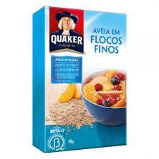 Aveia Quaker Floco Fino Regular 165 g
