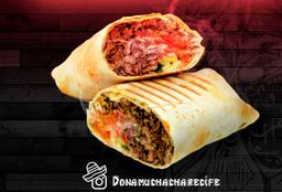 2x1 - Burrito Fit de Lombo Suíno