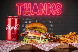 Combo Raiz Burger