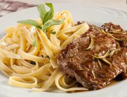 Steak Fettuccine