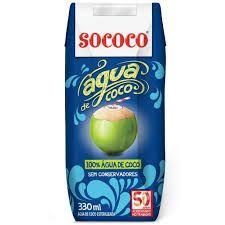 Água de Coco Sococo - 350ml