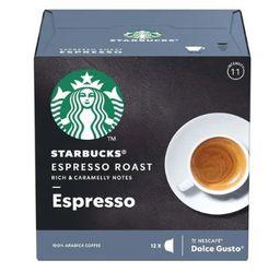 Doce Gusto Starbucks Espresso Roast - 12 Cápsulas