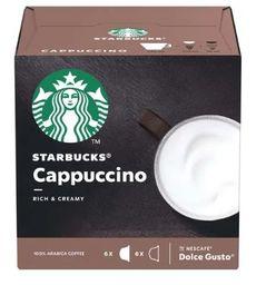 Doce Gusto Starbucks Cappuccino - 12 Cápsulas