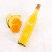 Água de Frutas de Manga, Laranja e Gengibre