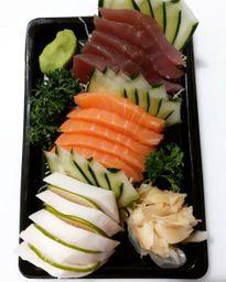 Mix Trio Sashimi - 15 Peças