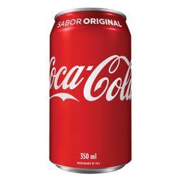 Coca- Cola original lata