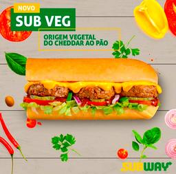 Sub Veg - 30cm