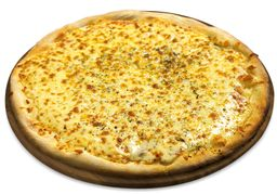 Pizza 45cm + pizza 25cm doce + Kuat 2 l
