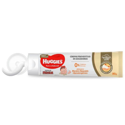 Huggies Creme Preventivo De Assaduras Puro E Natural