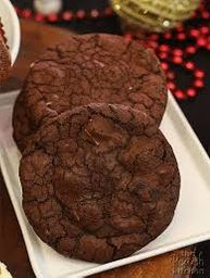 Cookie de Chocolate com gotas de chocolate