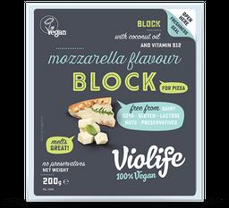 Queijo Mozzarella Bloco - Violife 200 g