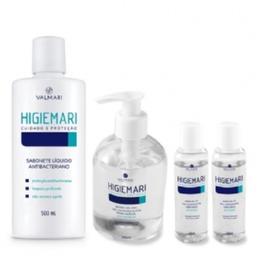 Kit Higienizante Plus