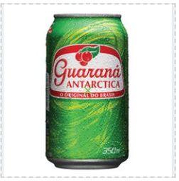 Guaraná antártica lata