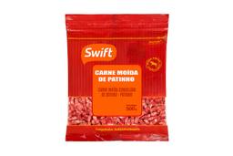 Carne Moída De Patinho Swift 500 g