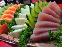 Sashimi Misto - 24 fatias