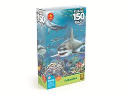 Quebra-Cabeça P150 Tubaroes