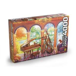 Quebra-Cabeça P4000 Vivaldi As Quatro Estacoes