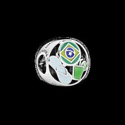Charm Um Pouquinho De Brasil