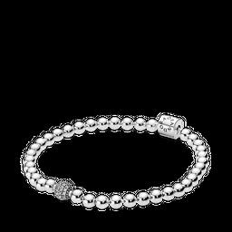 Bracelete Esfera Brilhante