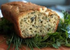 Pão de ervas 350g