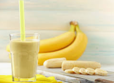 Vitamina de Banana 300ml