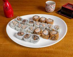 Combinado Sushis Fritos Kisoji - 20 Peças