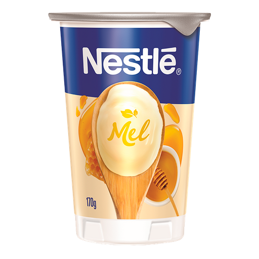 Iorgurte Natural com Mel Nestle 170 g - Cód. 304146