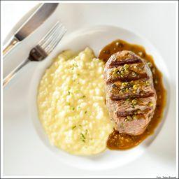 Steak Mignon Poivre