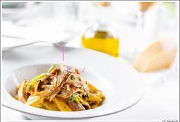 Pappardelle con Ragu de Fagiano