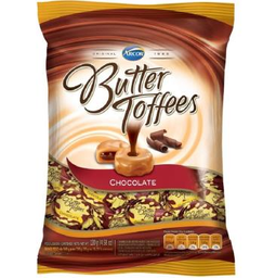Bala Butter Toffes Arcor Chocolate 100 g