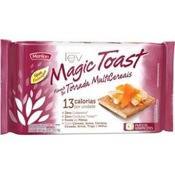 Biscoito Marilan Magic Toast Multicereais 150 g
