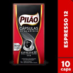 Pilão cápsulas de Café Espresso 12 - 10 cápsulas