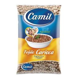 Camil Feijão Carioca Tipo 1 Pacote