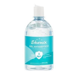 Gel Antisseptico 70% Edumax 500 mL