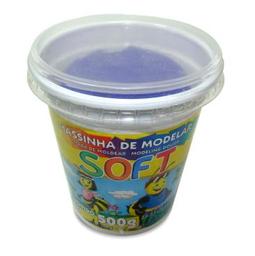 Massa Modelar Soft Violeta 500