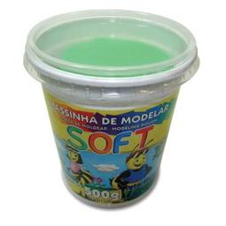Massa De Modelar Soft 7350 - Verde