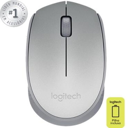 Mouse Sem Fio M170 Pta Logitech