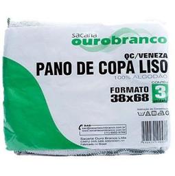 Pano Copa Liso Alg 38X68 Com 3 V