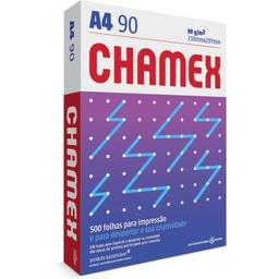 Papel Chamex A4 Ipaper 500 Folhas