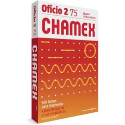 Papel Chamex Ofício Ipaper 2 500 Folhas
