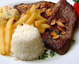 Bife à Brasileira