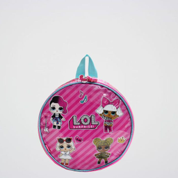Lancheira Lol Surprise Infantil Luxcel Pink