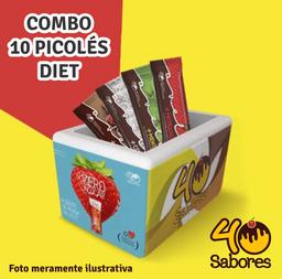 Picolés Diet