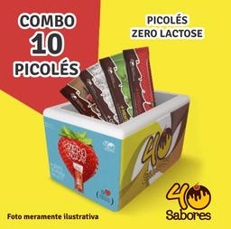 Zero Lactose - 10 Unidades