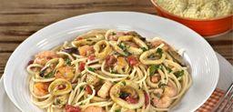 Espaguetti Frutos do Mar