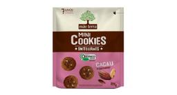 Mãe Terra Mini Cookies Integrais 4 Castanhas